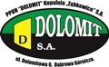 """PPUH """"Dolomit"""" Kopalnia """"Ząbkowice"""" S.A."""