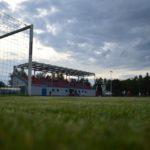 Stadion bramka
