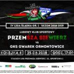 Przemsza-GKS Gwarek