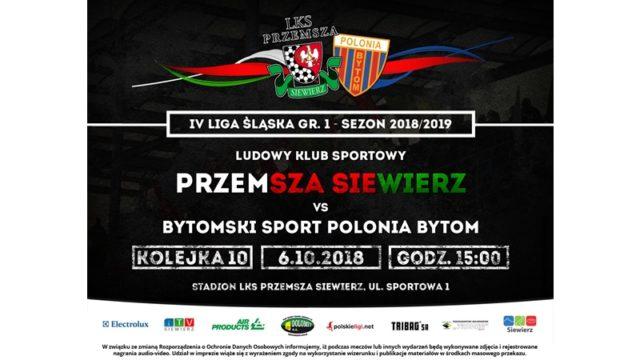 Przemsza - Polonia Bytom